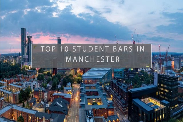 Top Student Bars in Manchester