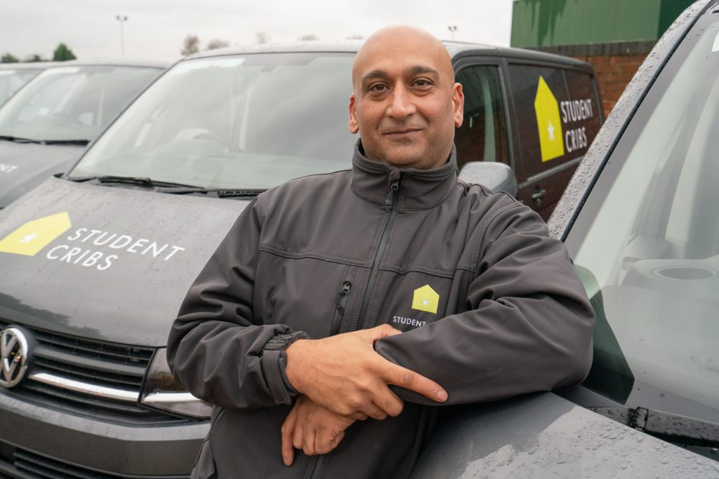 Spare rooms in Stoke on Trent Maintenance Manager