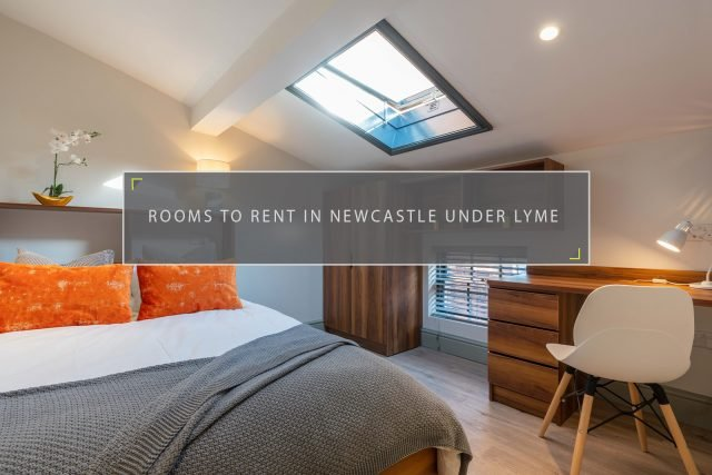 Rooms to rent Newcastle Under Lyme