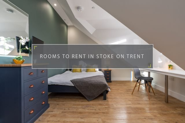 Rooms to Rent in Stoke on Trent