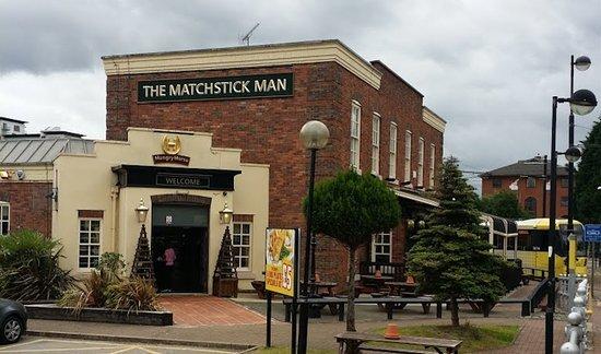 Matchstick Man
