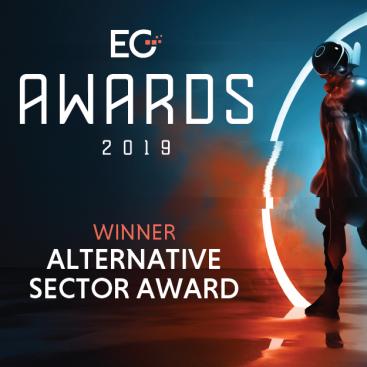 EG Awards Alternate Sector Winner
