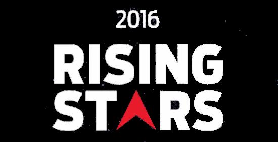 Rising Stars 2016 awards