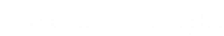 The Telegraph logo press